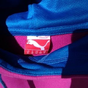 Puma Tops - 2/$25🛍️ Puma Pink Hoodie